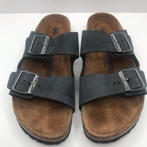 Birkenstock Arizona Soft Slide Sandal size 41